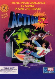 Action 52 Cover Art
