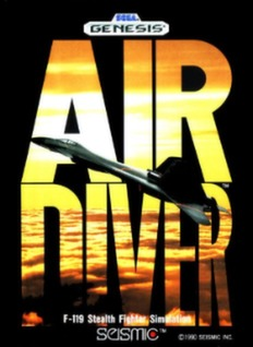 Air Diver Cover Art