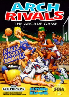 Arch Rivals Cover Art