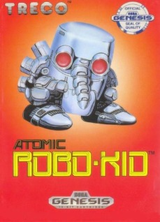 Atomic Robo-Kid Cover Art