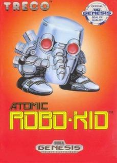 Atomic Robo-Kid Cover Art