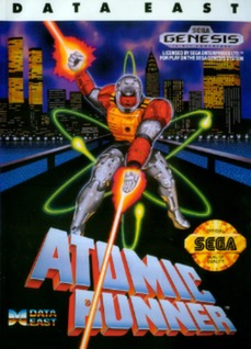 Atomic Runner Cover Art