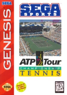 ATP Tour Championship Tennis Cover Art