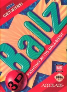 Ballz 3D Cover Art