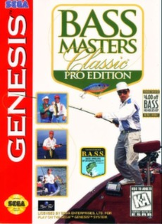 Bass Masters Classic: Pro Edition Cover Art