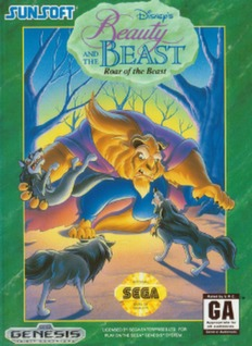 Beauty and the Beast: Roar of the Beast Cover Art
