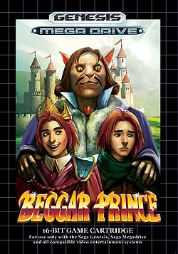 Beggar Prince Cover Art