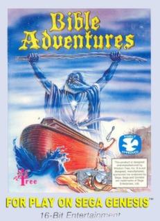 Bible Adventures Cover Art