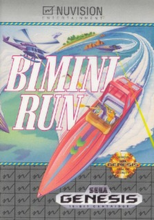 Bimini Run Cover Art