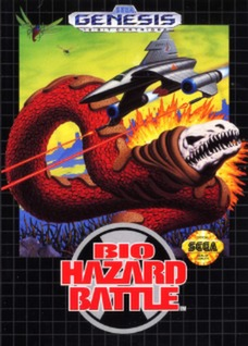 Bio-Hazard Battle Cover Art