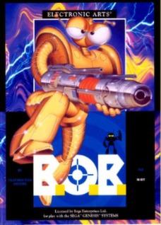 B.O.B Cover Art