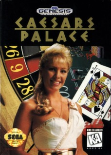 Caesars Palace Cover Art