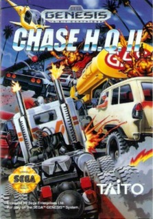 Chase H.Q. II Cover Art