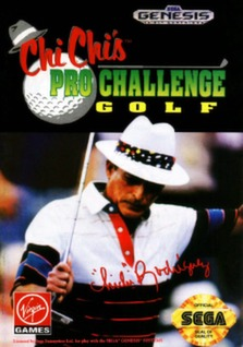 Chi Chi's Pro Challenge Golf Cover Art