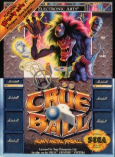 Crue Ball Cover Art