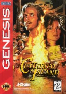 Cutthroat Island Cover Art