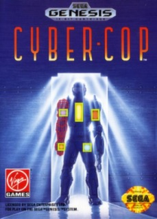 Cyber-Cop Cover Art