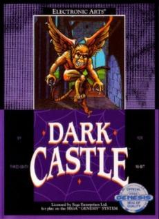 Dark Castle Cover Art