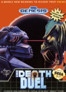 Death Duel Cover Art