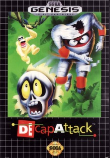 DecapAttack Cover Art