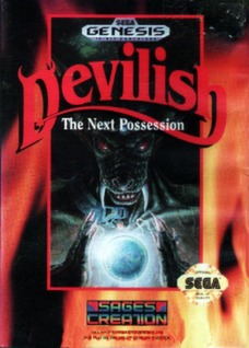 Devilish: The Next Possession Cover Art