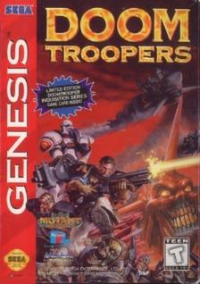 Doom Troopers Cover Art
