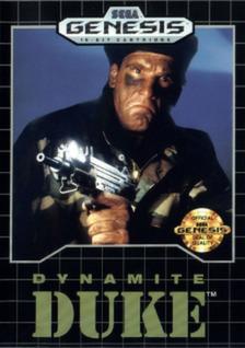 Dynamite Duke Cover Art