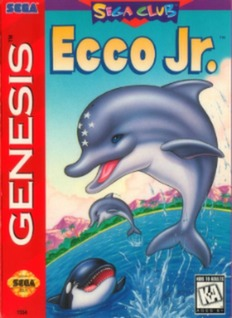 Ecco Jr. Cover Art