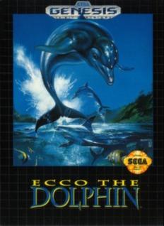Ecco the Dolphin Cover Art