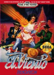 El Viento Cover Art