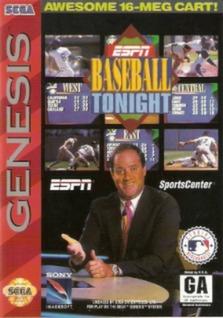 ESPN Baseball Tonight Cover Art