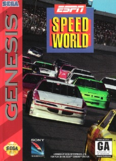 ESPN Speed World Cover Art