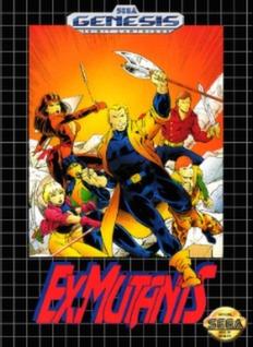 Ex-Mutants Cover Art