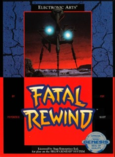 Fatal Rewind Cover Art