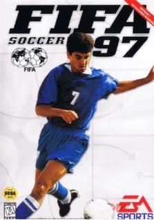FIFA Soccer 97 Cover Art