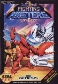 Fighting Masters Cover Art