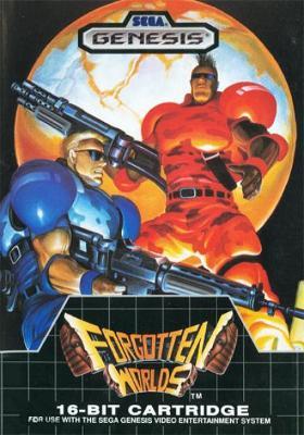 Forgotten Worlds Cover Art