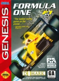 Formula One Cover Art