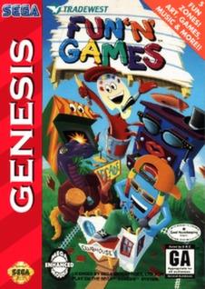 Fun n Games Cover Art