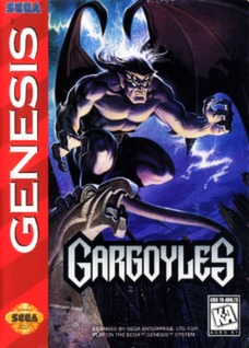 Gargoyles Cover Art