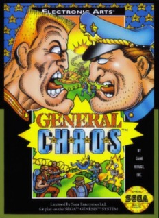 General Chaos Cover Art