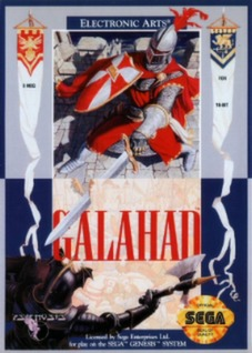Galahad Cover Art