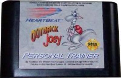 Outback Joey Cover Art