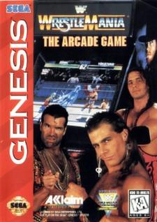 WWF WrestleMania: The Arcade Game Value / Price | Genesis
