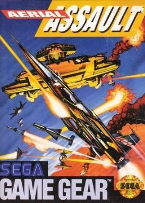 Aerial Assault Cover Art