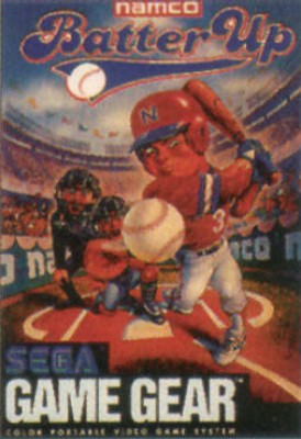 Batter Up Cover Art
