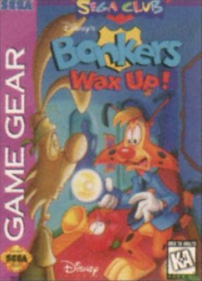 Bonkers: Wax Up! Cover Art