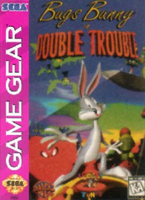 Bugs Bunny in Double Trouble Cover Art