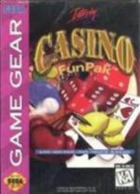 Casino Fun Pak Cover Art