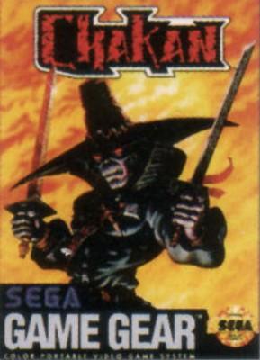 Chakan Cover Art